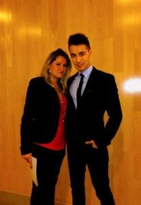 Esthe Lara y Guillermo Villalobos